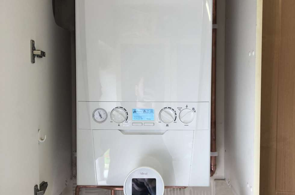Boiler installation in Clacton